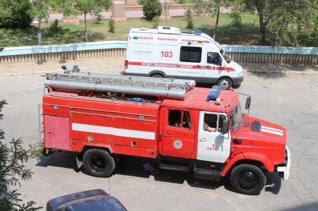 Травля клопов обернулась вызовом пожарных