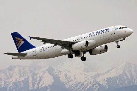 Air Astana сообщила об угрозе безопасности полётов из-за столкновений с птицами