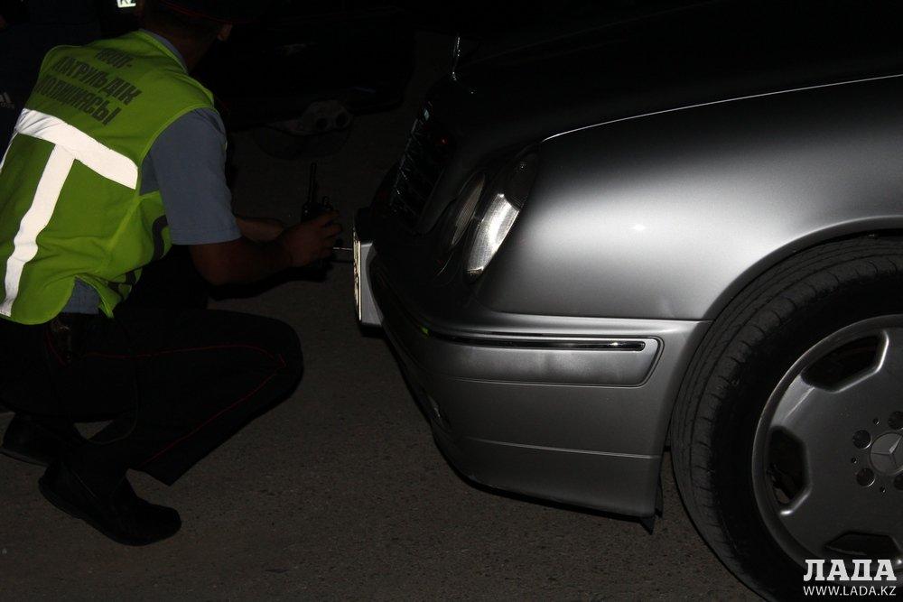 Полицией Актау за три дня было выявлено более 1000 административных правонарушений