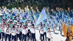 Азиада-2018: Седьмое золото Казахстан выиграл в художественной гимнастике
