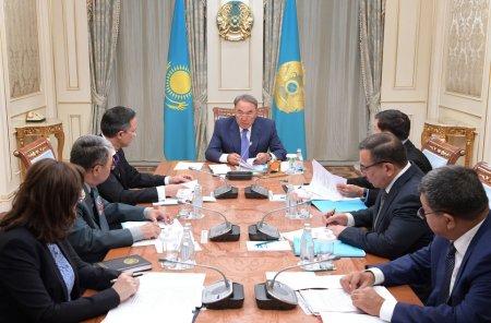 Нурсултан Назарбаев провел совещание по вопросам подготовки к Пятому каспийскому саммиту