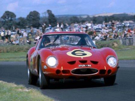 Раритетную Ferrari выставили на аукцион за рекордные 60 миллионов долларов