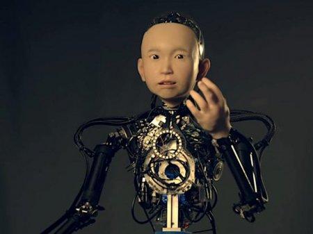Японский ученый представил свое новое творение – андроида Ибуки