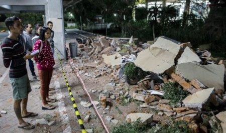 Казахстанцы не пострадали во время землетрясения в Индонезии
