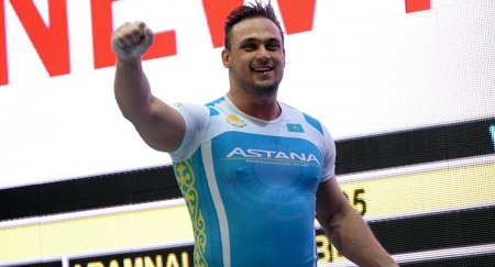 Допинговый скандал подкосил уверенность самого титулованного тяжелоатлета Казахстана