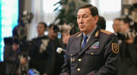 Касымов рассказал о реформах МВД