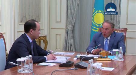 """""""В полиции немало дел"""" - Назарбаев о реформах в органах"""