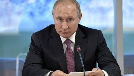 """Путин готовится к визиту в Казахстан, на саммит """"каспийской пятерки"""""""