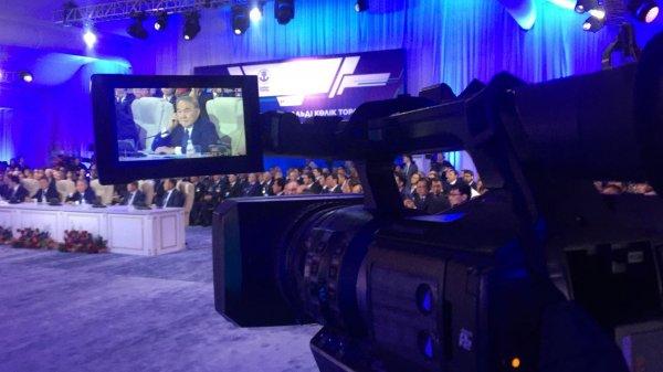Порт Курык презентовали Нурсултану Назарбаеву