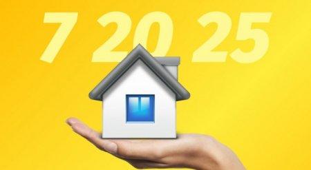 """Названы самые популярные квартиры по программе """"7-20-25"""""""
