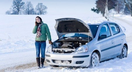 Уход за аккумуляторной батареей зимой