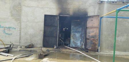 Названа причина пожара в трансформаторной будке в Актау
