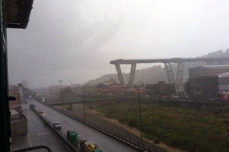 СМИ назвали вероятные причины обрушения моста в Генуе