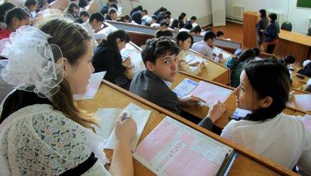 В Казахстане началось повторное ЕНТ