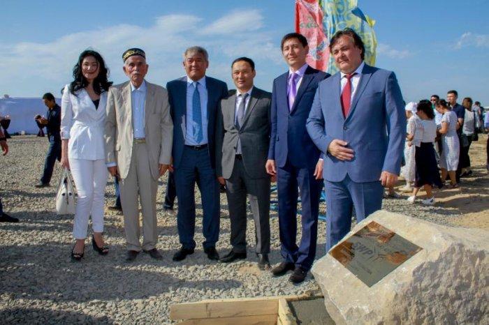 Первый камень новой ветряной электростанции заложили в Мангистау