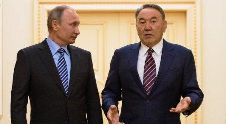 Назарбаев рассказал о реакции Путина на берег в Актау