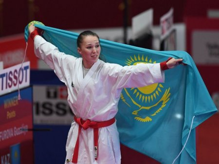 Гузалия Гафурова принесла Казахстану шестую золотую медаль Азиатских игр