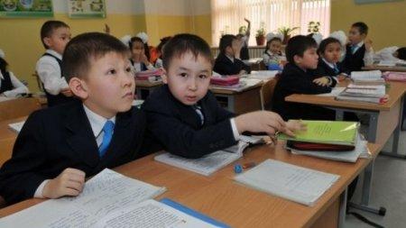 Как будут обучаться школьники на латинице, рассказал министр образования РК