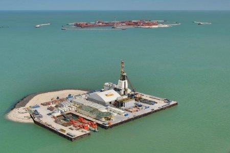 Добыча нефти на Кашагане достигнет 450 тыс. барр/сутки