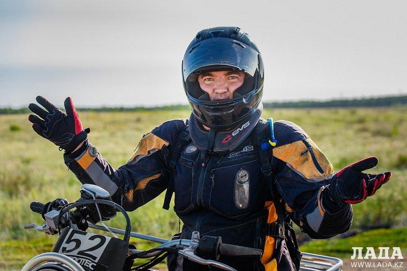 Актауские мотоциклисты вернулись с наградами ралли-рейда «Великая степь - Волга»