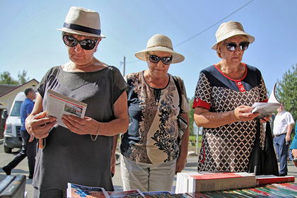 Госдума приняла поправки Путина о выходе женщин на пенсию