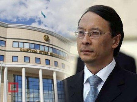 Глава МИД РК высказался о последствиях антироссийских санкций США для Казахстана