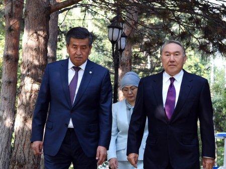 Нурсултан Назарбаев: Нет ближе народов, чем казахи и кыргызы