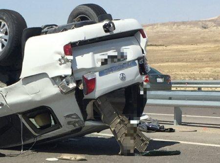 Двое человек погибли в ДТП на трассе Актау-Жетыбай