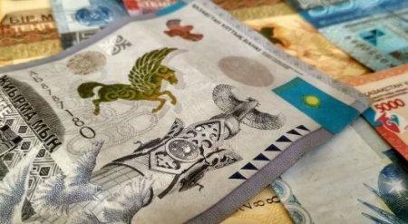 Курс тенге: 370 за доллар на бирже и 372 в обменниках