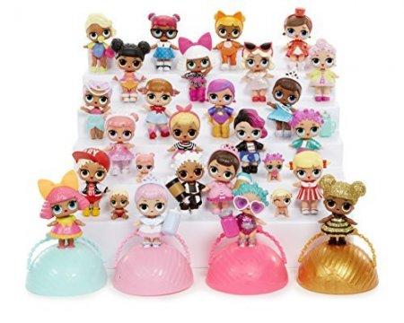 В куклах LOL выявили повышенное содержание фенола и формальдегида