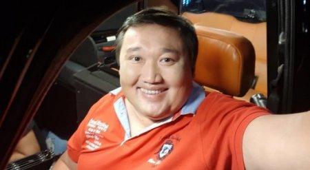 Казахстанский телеведущий похудел на 35 килограммов за полгода