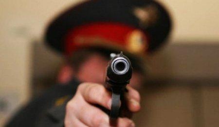 Сержант полиции застрелил своего командира во дворе РОВД в ЗКО