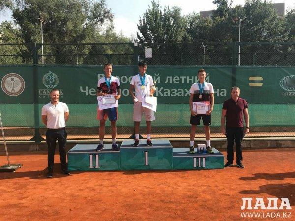 Бейбит Жукаев из Актау стал бронзовым призером чемпионата Казахстана