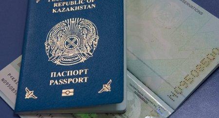 Фотографии детей не будут вклеивать в паспорта родителей в Казахстане