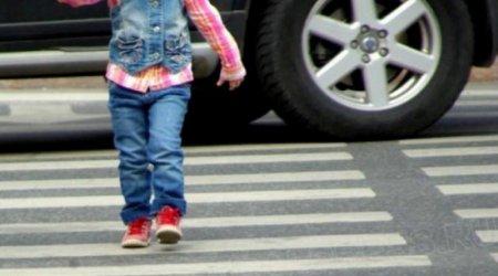 В Костанае автобус сбил мать и 5-летнего ребенка