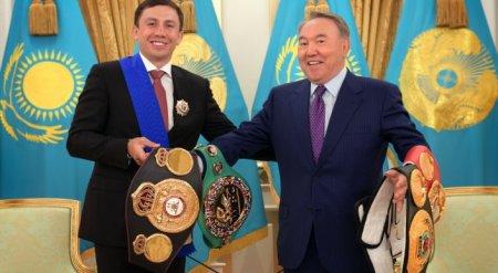 Головкин Назарбаеву: Мое дело - завоевать, ваше - распорядиться
