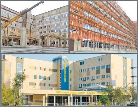 Международная многопрофильная клиника «Sofie Medgroup»: нам 3 года!