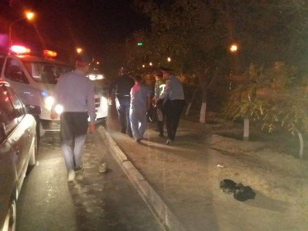 В Актау между 8 и 10 микрорайонами сбили мужчину