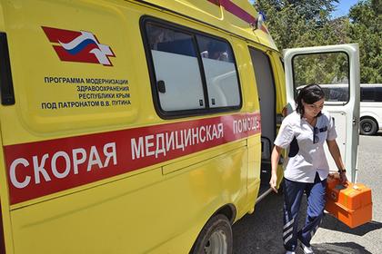 Десять человек погибли при взрыве в Крыму