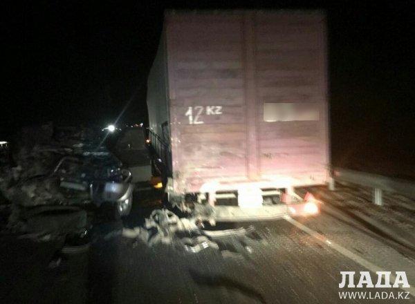 На трассе Актау-Жетыбай в ДТП погиб один человек