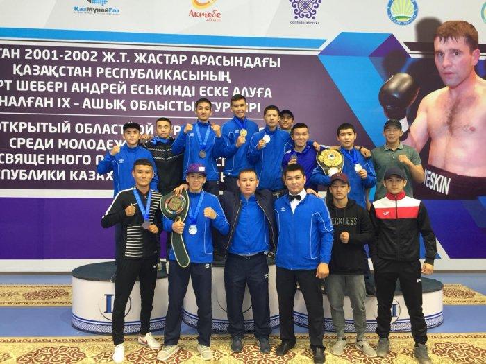 Женский бокс: Спортсменки из Актау завоевали две золотые медали на международном турнире