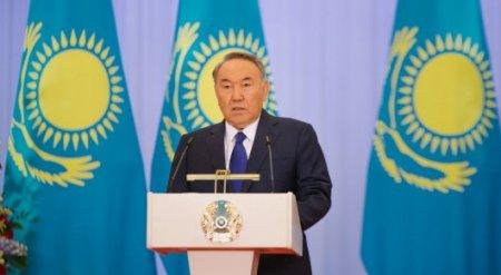 Назарбаев выступит с Посланием народу Казахстана