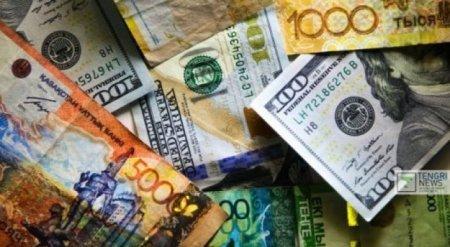Тенге ослаб из-за удешевления рубля