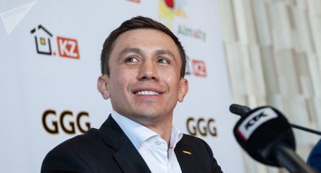 Геннадий Головкин высказался о завершении карьеры
