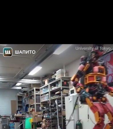 Японские инженеры научили робота кататься на роликах и скейте. Это было непросто