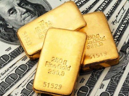Золота и валюты у Казахстана стало меньше