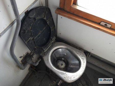 Журналист рассказал, как двое суток ехал на поезде до Алматы