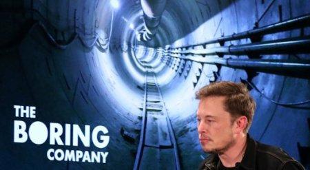Илон Маск назвал сроки запуска скоростного тоннеля под Лос-Анджелесом