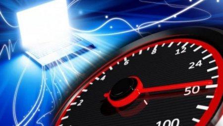 Казахстан на 57 месте в мире по скорости интернета
