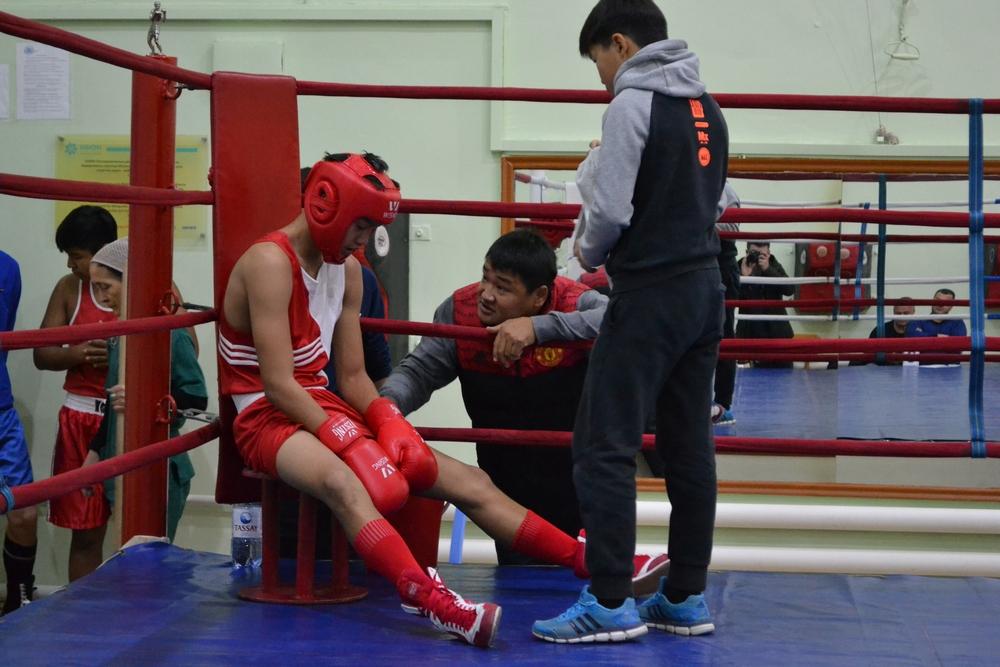Финальный этап областного турнира по боксу прошел в Актау